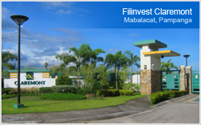 Landscaping Project at Filinvest Claremont, Mabalacat, Pampanga