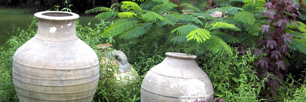 Garden Supplies - Pottery, Clay Pots, Fertilizer
