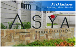 Landscaping Project at ASYA Enclaves, Alabang, Metro Manila